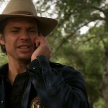 Critiques Séries : Justified. Saison 4. Episode 6. Foot Chase.