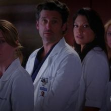 Grey's Anatomy : I want you to stay....
