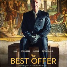 Critique Ciné : The Best Offer, la meilleure offre ?