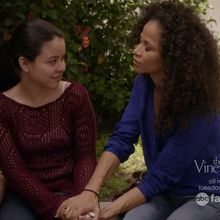 Critiques Séries : The Fosters. Saison 1. Episode 9. Vigil.