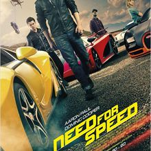 Critique Ciné : Need for Speed, vroum vroum