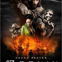 Critique Ciné : 47 Ronin, à la sauce samouraï
