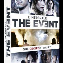 The Event, la série qui venait d'ailleurs - Disponible en DVD