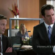 Critiques Séries : Franklin & Bash. Saison 1. Episode 3.