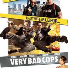 Critique Ciné : Very Bad Cops, flingues en bois et humour extra large