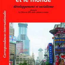 « La Chine et le monde » : un ouvrage collectif publié aux « Temps des Cerises »