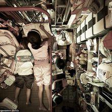 Hong-Kong, manque d'espace démesurément