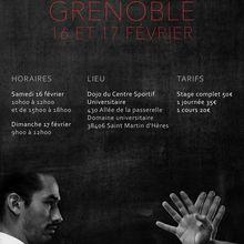 Léo Tamaki à Grenoble, 16 et 17 février