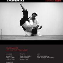 Léo Tamaki à Marmande, 21 et 22 décembre