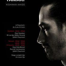 Léo Tamaki à Chaumont, 14 au 16 mars