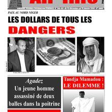 Agadez-Niger : Aïr Info 106 est en ligne