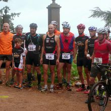 -1er Run and Bike de Saint Haon le Chatel-