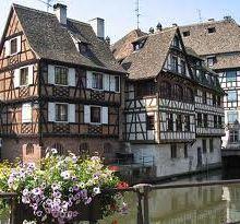 Voyage à Strasbourg