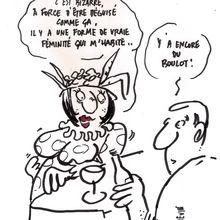 la Journée des droits de la Femme sur un air de Carnaval..