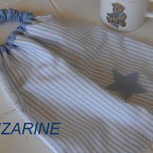 récidive : des serviettes ou bavoirs, encore !