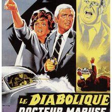6 Janvier-0h20-Fritz Lang-Le diabolique Docteur Mabuse