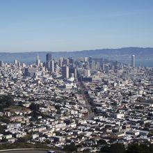 Voyage dans l'Ouest américain .... San Francisco