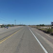 Voyage dans l'Ouest Américain....... Road 66...