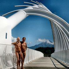 Un pont primé en Nouvelle-Zélande