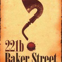 221b Baker Street - Graham Moore