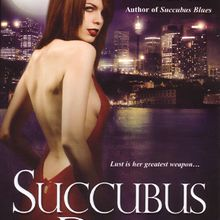 Succubus Dreams (Georgina Kincaid #3) - Richelle Mead