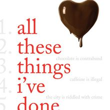 All there things I've done - Gabrielle Zevin