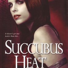 Succubus Heat (Georgina Kincaid #4) - Richelle Mead