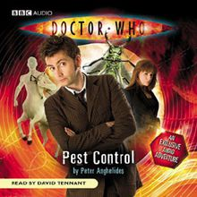 Doctor Who - Pest Control - Peter Anghelides