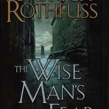 The wise man's fear - Kingkiller Chronicles - Jour 2 - Patrick Rothfuss