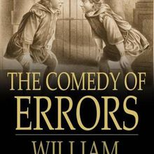 The comedy of errors (La comédie des erreurs) - Shakespeare