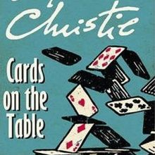 Cards on the table (Cartes sur table) - Agatha Christie
