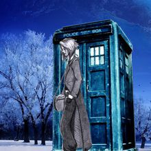 Syndrome Gallifrey - part Time Lord, Part Human