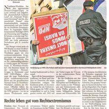 Harke/ WZ 24.8.12 -- NRW verbietet Kameradschaften