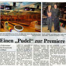 Bürgermeisterin Silke Lorenz/ CDU gibt sich die Ehre bei Heer jun. in Walsrode