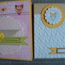 3 cartes en swirlcards