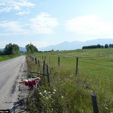 Belledonne: Le Gran Van (2448m) avec approche à vélo depuis Grenoble