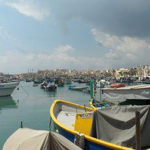 Tour de l'île de Malte