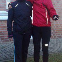Der Tag nach dem Marathon