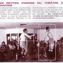 Théâtre au Lycée