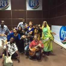Djibouti Song and Dance tour