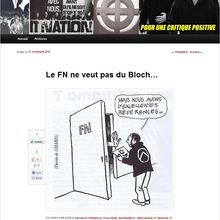 Le Bloc identitaire tel qu'on ne l'imagine pas.