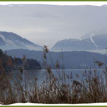 Le lac ......