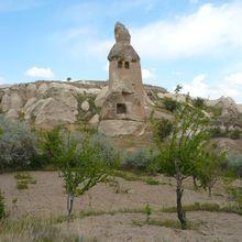 Turquie : La Cappadoce (Pigeon Valley)