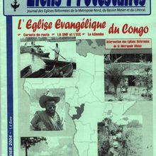 L'Eglise évangélique du Congo (Février 2004)