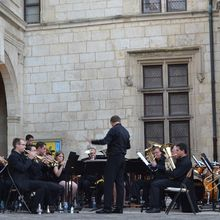 Concert brass-band - 24 juin - Bourges
