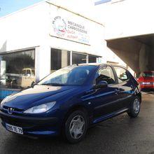 Peugeot 206 1.4L Clim 2790€