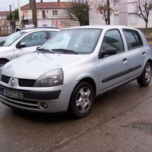 Renault Clio 2 ph.2 1.5DCi 80 Expression