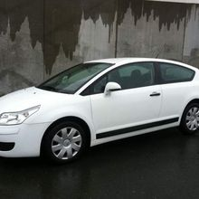 Citroën C4 Coupé 1.6 HDI