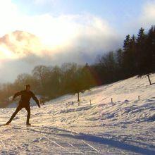 Col Emeindras en skating :