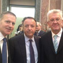 50ème anniversaire du traité de l'Elysée : Une journée de Paix et d'Amitié Franco-Allemande